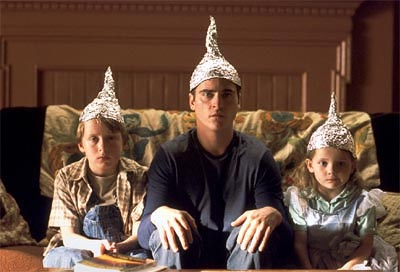 Tin Foil Hat Thoughts About Google