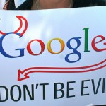 google dont be evil 150x150 Dear Google, why do you want me to hate you?