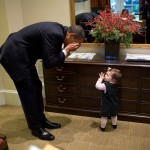 Barak Obama and the kid 150x150 The arrogance of SEOs
