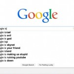 Google is… a Google Suggest divertissement